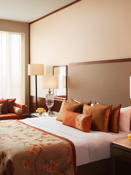 5 Star Luxury Hotel Rooms And Suites In Bangalore