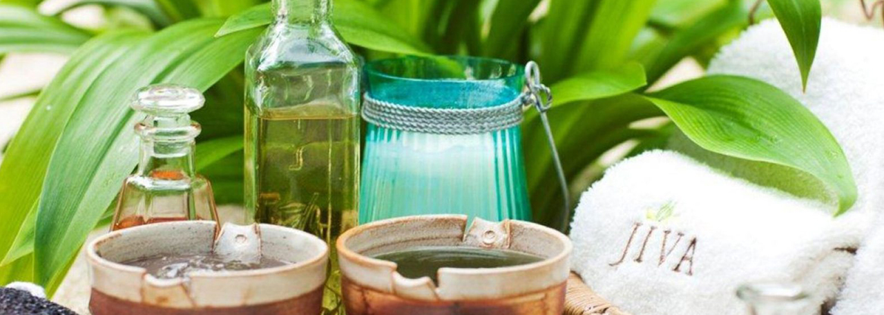 Indian Aromatherapies at Jiva Spa