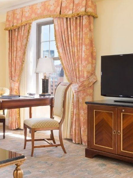 Fancy Hotel Room: 5 Star Luxury Hotel Rooms And Suites In Boston