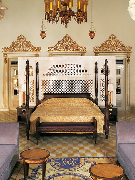5 Star Luxury Hotel Rooms And Royal Suites In Udaipur