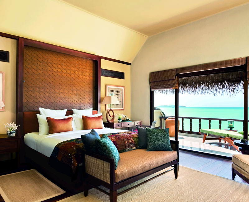 Beach Suite Bedroom
