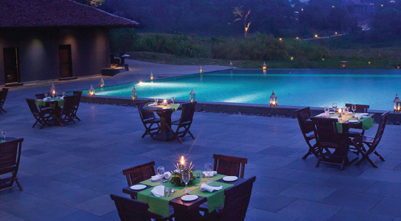 Poolside Grill
