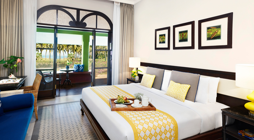 Superior Room with Garden Sitout