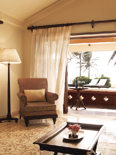Goan Villa Sea View